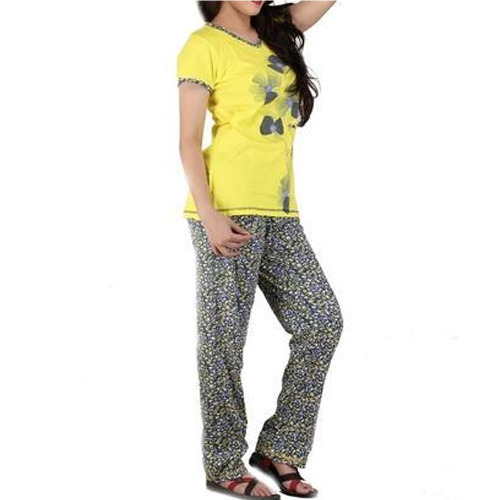 f6415a031d8 Ladies Printed Pajama Set at Rs 450  piece