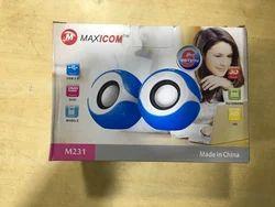 Maxicom USB Mini Laptop Speaker