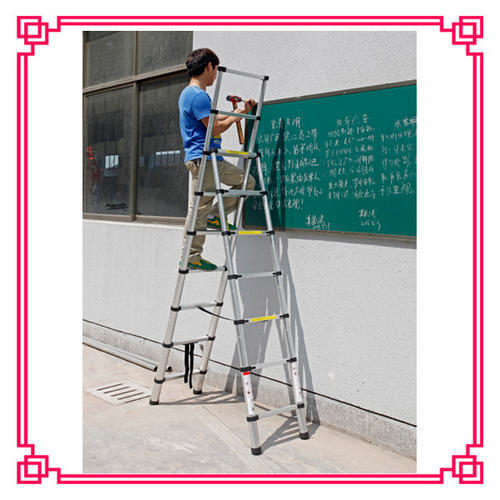 2 Mtr To 4 Mtr Telescopic Ladder Rs 4000 Number Mahavir