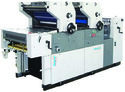 Two Color Non Woven Bag Printing Machine