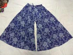 Divider Skirt Or Palazzo