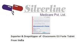 Gluconorm G3 Forte Tablet