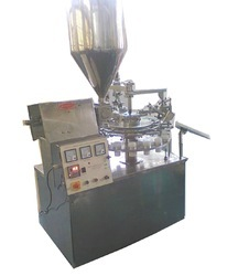 Lami Tube Filling & Sealing Machine