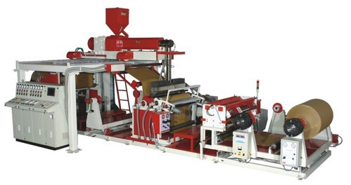 Extrusion Coating Lamination Plant at Best Price in India