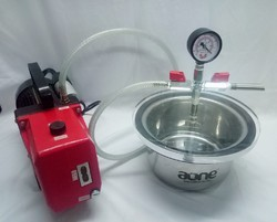 Silicon Resin Degassing Unit