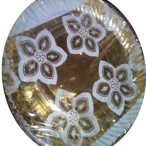Golden Paper Plate Raw Material  sc 1 st  IndiaMART & Golden Paper Plate Raw Material Kagaz Ki Plate Ka Kaccha Maal ...