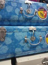 Blue Metal Boxes