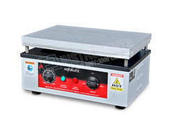 EIE 400 Degree C Rectangular Hot Plate