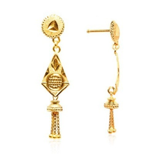 gold earrings sone ki baliyan senco gold and diamonds kolkata