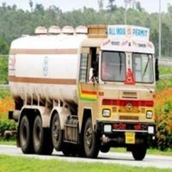 Mild Steel Tankers By Road Heavy Normal Paraffin Transportation Services