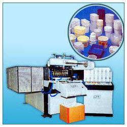 Plastic Dish Thali Plate Making Machines