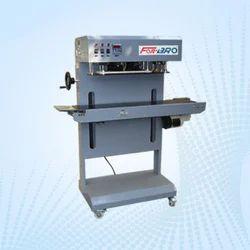 Semi-Automatic Pouch Sealing Machine