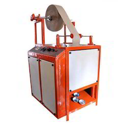 Fully Automatic Single Die Paper Dona Machine
