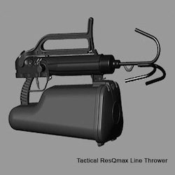 Tactical ResQmax Line Thrower