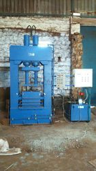 Coir Press Machine