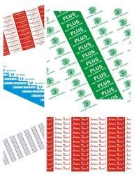 Printed Paper For Paper Core Branding For Self Adhesive Tape