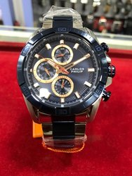 Mens Chronographical Dial Wrist Watch