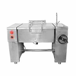 Tilting Brazing Cooker