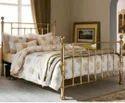 K&t Premium Brass Bed, Size: 6x6 Mm