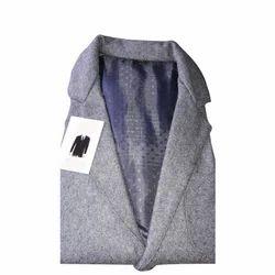 Plain Poly Cotton Corporate Uniform Blazer, Size: S-XXL