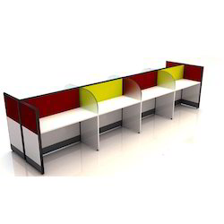 8 Seater Office Workstation