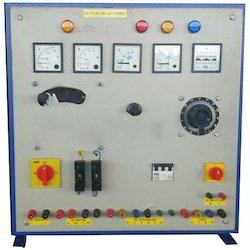 DC - AC Control Panel, Control Desk Panel, Distribution