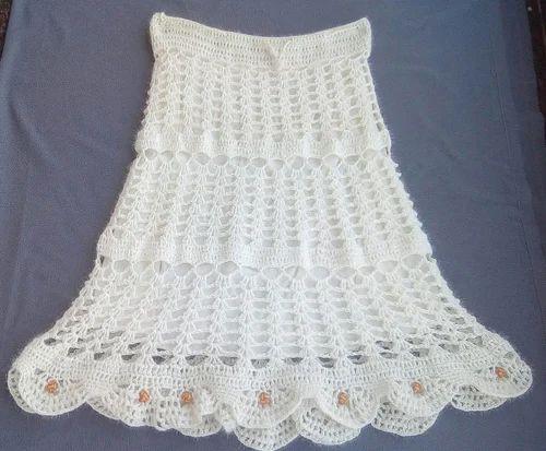 Crochet Baby Skirts Croshia Ka Skirt