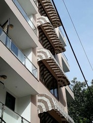 Polyester Window Awnings