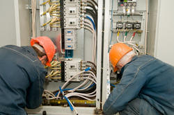Commercial Electrical Wiring Service