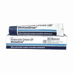 Povidone Iodine Betadine Ointment