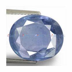 7.35 Carats Blue Sapphire