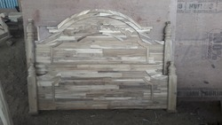 King Size Full Wooden Bed