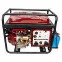 Shivshakti 4.5 Kw 5 Kva Portable Generator Three Phase