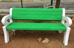Outdoor Cement Bench
