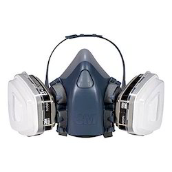Dual Cartridge Half Mask Reusable Respirator