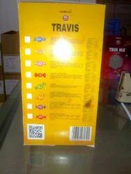 Travis Centre Field Chocolate