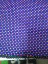 Blue Woolen Fabric