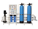 Manual Reverse Osmosis Plant 100 Lph For Dialysis Machine