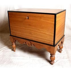 Brown Wooden Chests