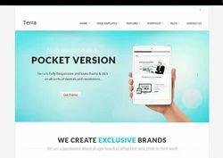 HTML Website Design Services
