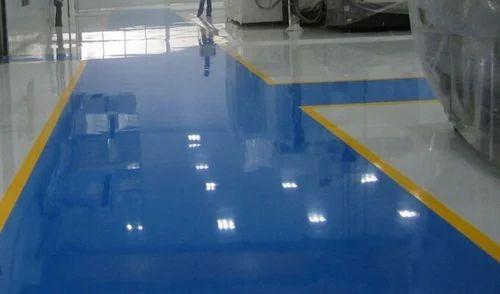 Commercial Vinyl Epoxy Flooring Screeding Services India