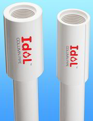 UPVC Column Pipes For Boring