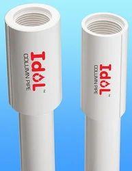 UPVC Column Pipes For Boring