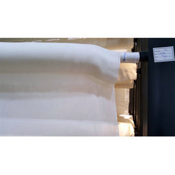 White Polyester Chiffon Fabric, for Textile And Garments
