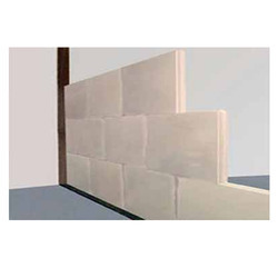 Gypsum Partition Blocks