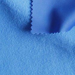 Sky Blue Nightwear Super Poly Fabric, Packaging Type: Roll