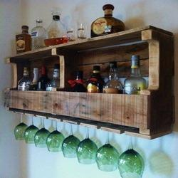 Wall Bar Rack