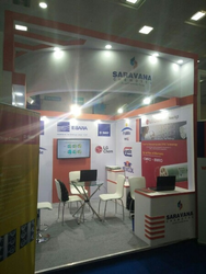 Exhibition Stall Fabricators In Coimbatore : Manufacturer of exhibition stall exhibition stalls by curve