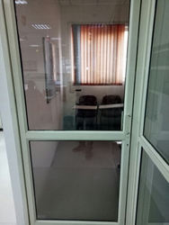 Office Partition Doors