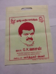 D Cut Bag - Politician Use Of Bag